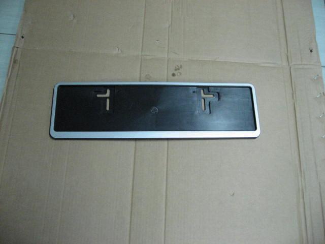 P.Holder(S) Number Plate Holder & Number Plate Holder 17 1/2\u2033 FRONT \u2013 Tongshi Auto Radiator Supplies